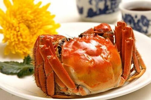 教你怎么区别大闸蟹和海蟹